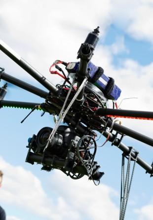 De ce ai nevoie de o dronă?