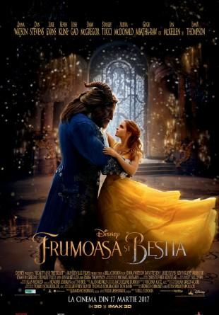 Frumoasa și Bestia a ajuns pe marele ecran la Cinema City