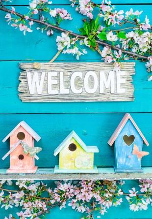 Simte primăvara în casă în 3 paşi cu English home
