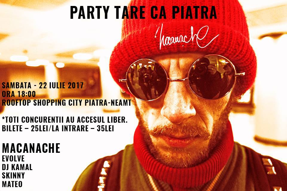 Tare ca Piatra Party