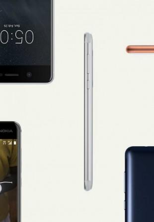 Testează cele mai noi smartphone-uri Nokia!