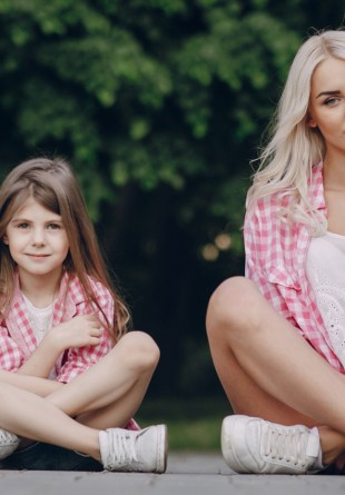 5 ținute asortate mama-copilul care te vor topi