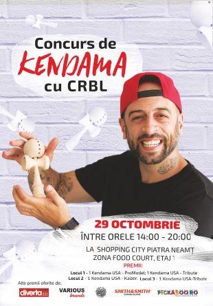 Pregătește-te să câștigi Concursul de Kendama la Shopping City Piatra-Neamț!