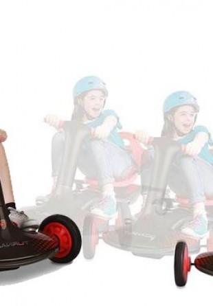 Cea mai tare jucărie a toamnei: kartul electric pentru copii, Rollplay Turnado