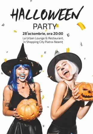 Halloween Party cu o groază de buhuhuhunătăți la Shopping City Piatra-Neamț!