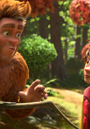 Vino la cinema cu cei mici și descoperă filmele de animație ale lunii noiembrie!
