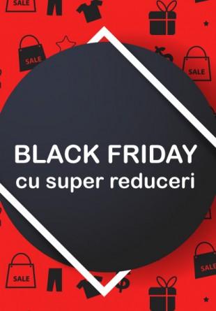 S-a dat startul reducerilor de Black Friday la Shopping City Piatra-Neamț!